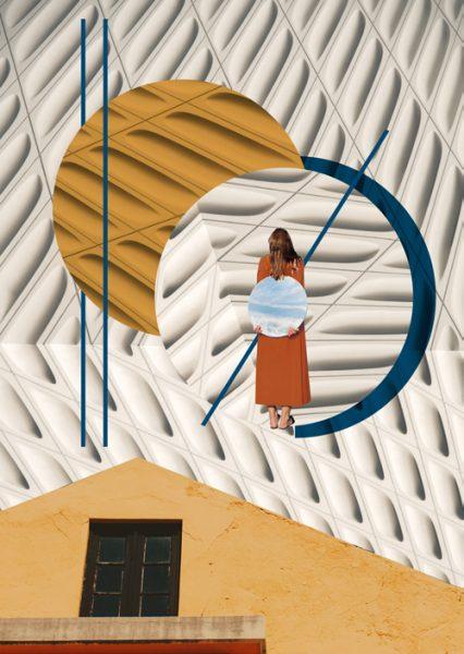 the Arca hotel-Sonia Bensouda-Reflections
