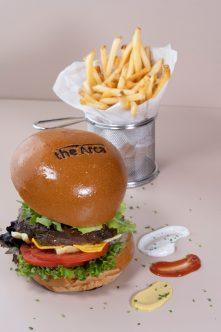 Arca Society-Burger-黃竹坑酒店-漢堡
