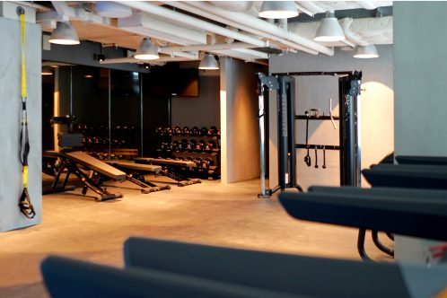 hotel long stay package-dumbbell-酒店月租計劃-啞鈴